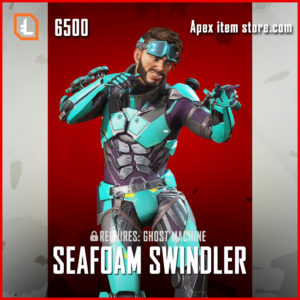 Seafoam Swindler mirage legendary exclusive skin