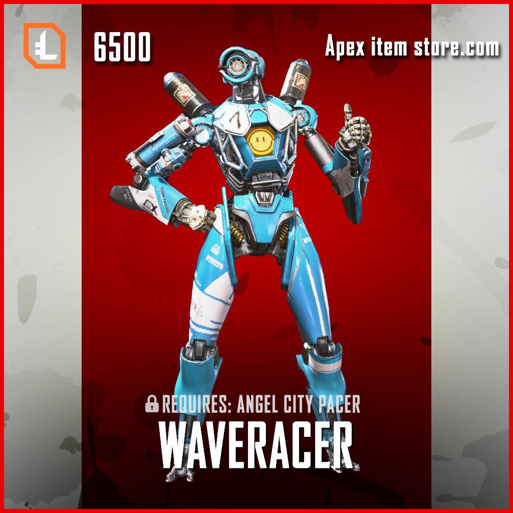 Waveracer pathfinder legendary exclusive angel city pacer recolour apex legends
