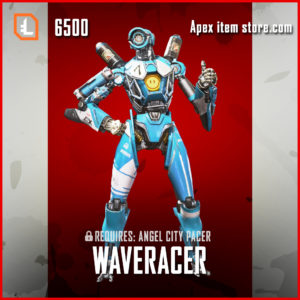 Waveracer pathfinder legendary exclusive angel city pacer recolour apex legends