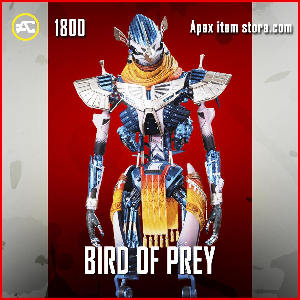 Bird of Prey revenant skin legendary apex legends item