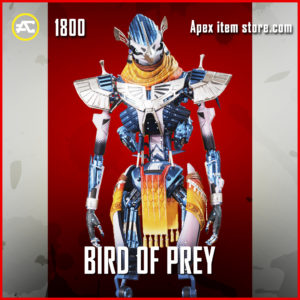Bird of Prey revenant skin legendary apex legends item