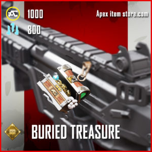 Buried Treasure epic Apex Legends charm