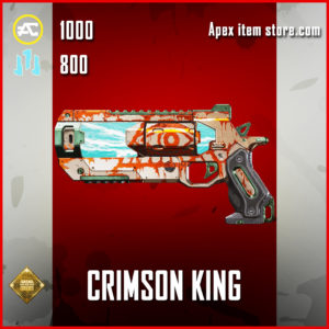 Crimson King Wingman apex legends skin