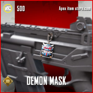 Demon Mask charm epic apex legends item