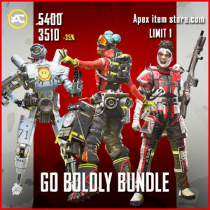 Go Boldly bundle apex legends legendary pack