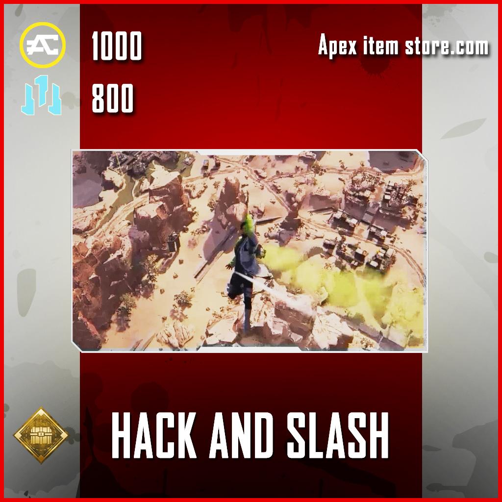 Hack-and-Slash