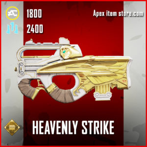 Heavenly Strike Prowler skin legendary apex legends item