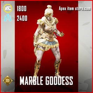 Marble Goddess Wraith skin legendary Apex Legends item