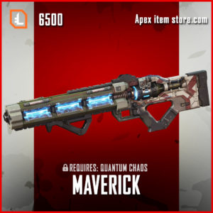Maverick Legendary exclusive havoc apex legends skin