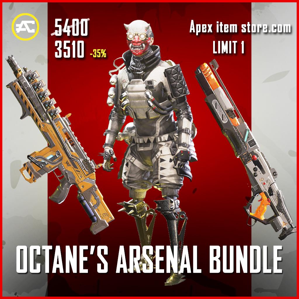 Octanes-Arsenal-Bundle