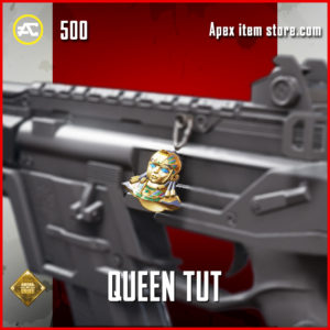Queen tut charm epic apex legends item