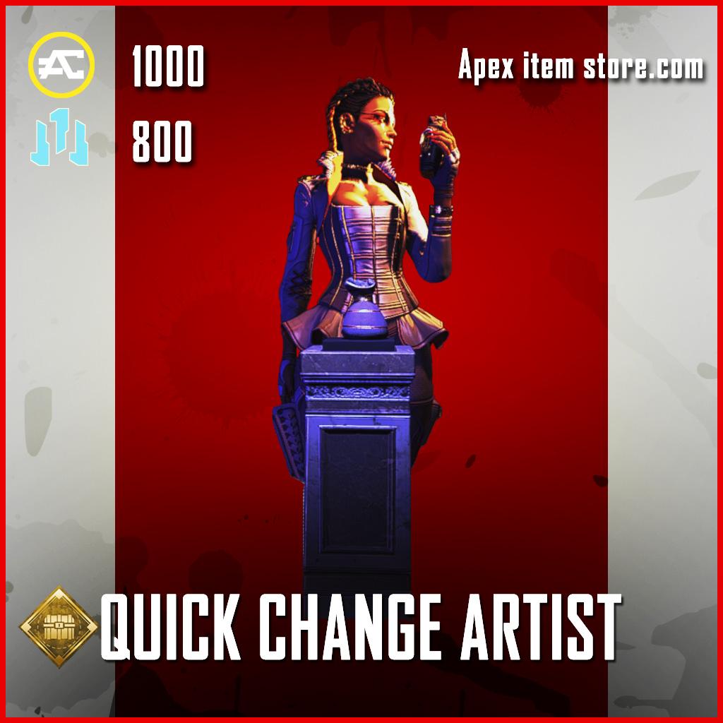 Quick-Change-Artist