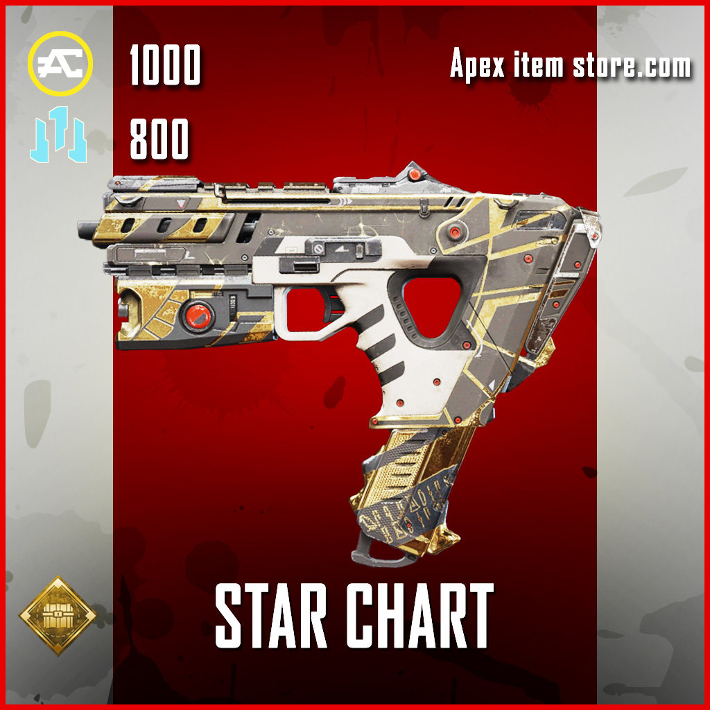 Star Chart Alternator apex legends skin