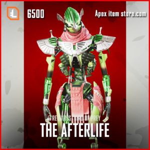 The Afterlife exclusive revenant skin legendary apex legends item