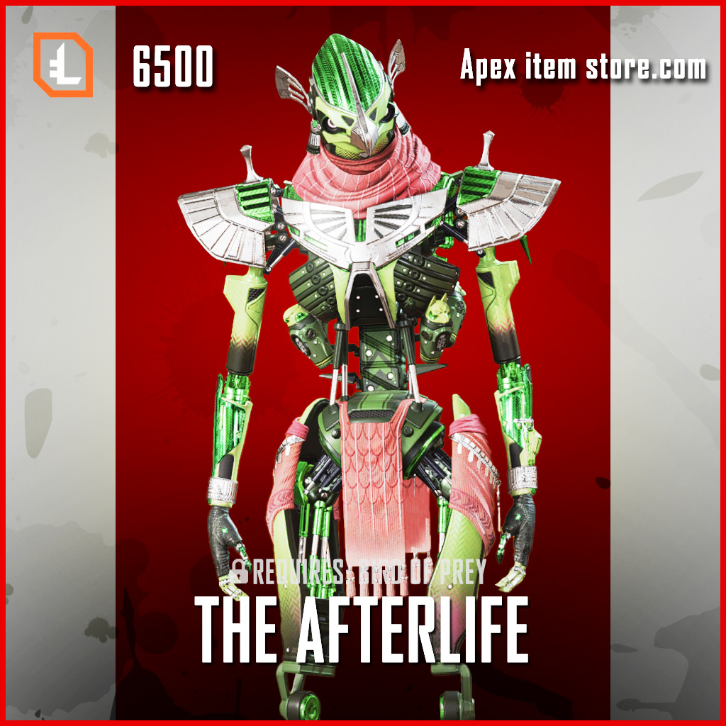The-Afterlife