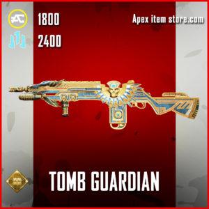 Tomb Guardian G7 Scout legenday apex legends skin