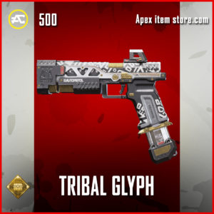 Tribal Glyph RE-45 skin rare apex legends item