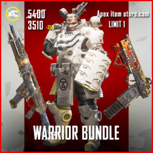 Warrior Bundle apex legends