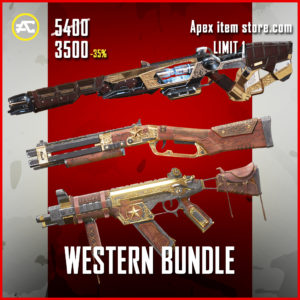 Western Bundle Apex Legends