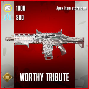 Worthy Tribute Hemlok skin apex legends item