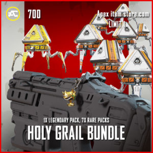 Holy Grail Bundle apex legends summer of plunder sale items