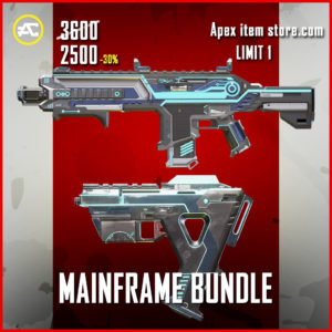 Mainframe bundle apex legends item bundle