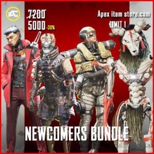 Newcomers apex legends bundle