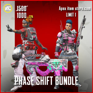Phase shift Bundle apex legends summer of plunder sale
