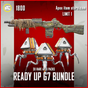 Ready Up G7 Bundle apex legends item
