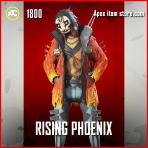 Rising Phoenix Crypto legendary apex legends skin