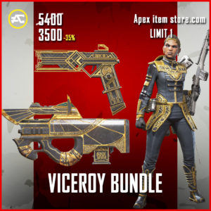 Viceroy Bundle apex legends item bundle