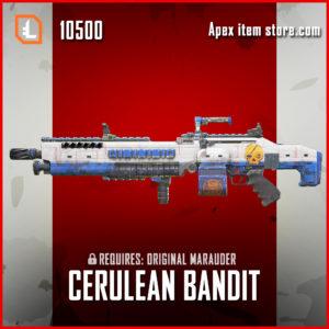Cerulean Bandit Spitfire legendary apex legends skin