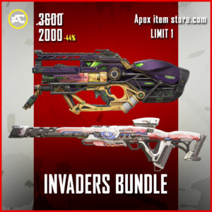 Invaders Bundle apex legends items