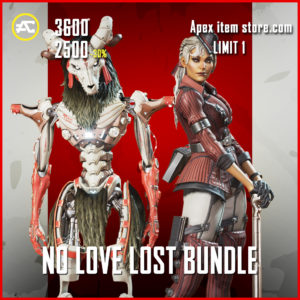 No Love Lost Bundle apex legends item pack