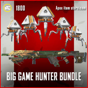Big Game Hunter Bundle apex legends item pack
