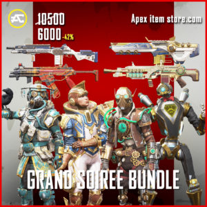 Grand Soiree Bundle Apex Legends Pack