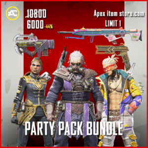 Party Pack Bundle apex legends pack
