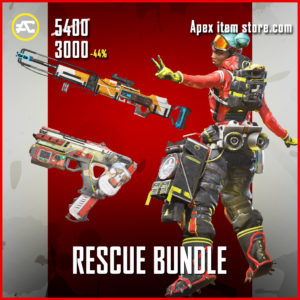 Apex Legends Rescue Bundle Item Pack
