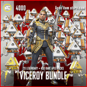 Viceroy Bundle Apex Legends Pack