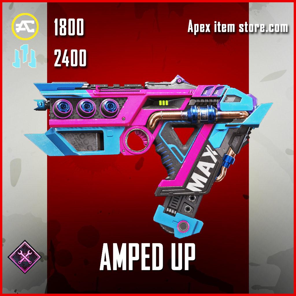 Amped Up ALternator skin legendary apex legends item
