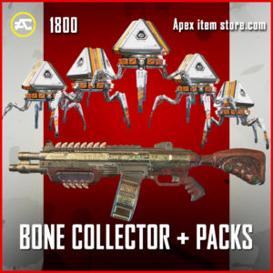 Bone Collector + Bonus Packs apex legends bundle