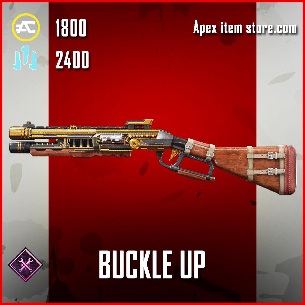 Buckle Up Peacekeeper skin legendary apex legends item