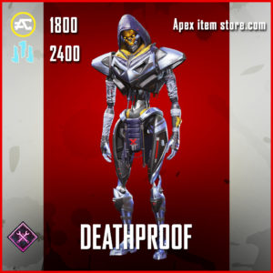 Deathproof Revenant skin legendary Apex Legends Item