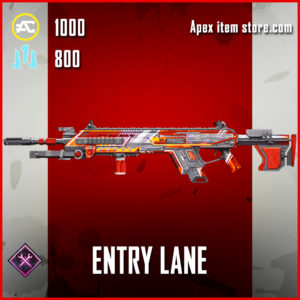 Entry Lane Longbow skin epic apex legends item