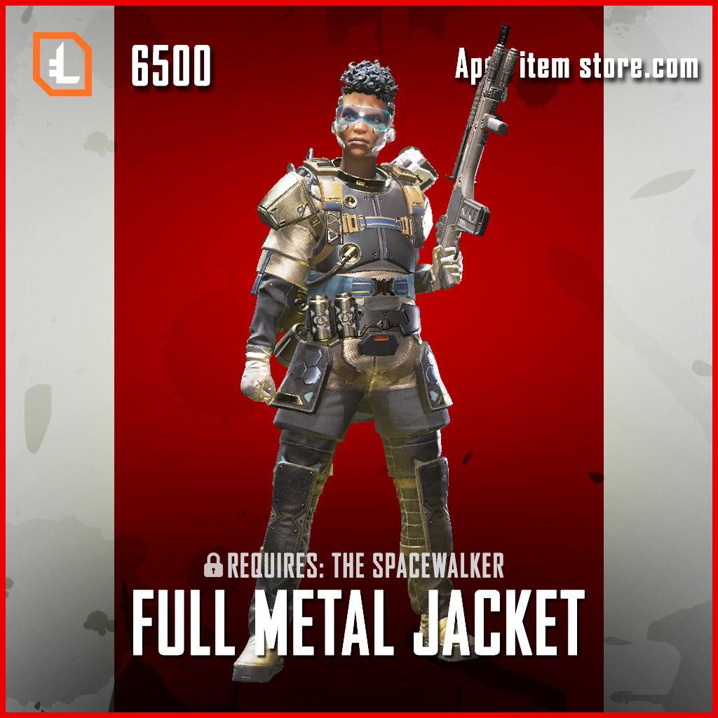 Full Metal Jacket legendary apex legends bangalore skin