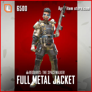 Full Metal Jacket legendary apex legends bangalore skin