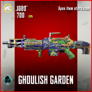 Ghoulish Garden Apex Legends Fight or Fright 2020