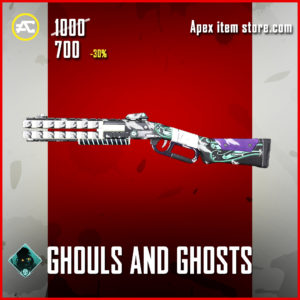 Ghouls and Ghosts Apex Legends Skin Fight or Fright 2020