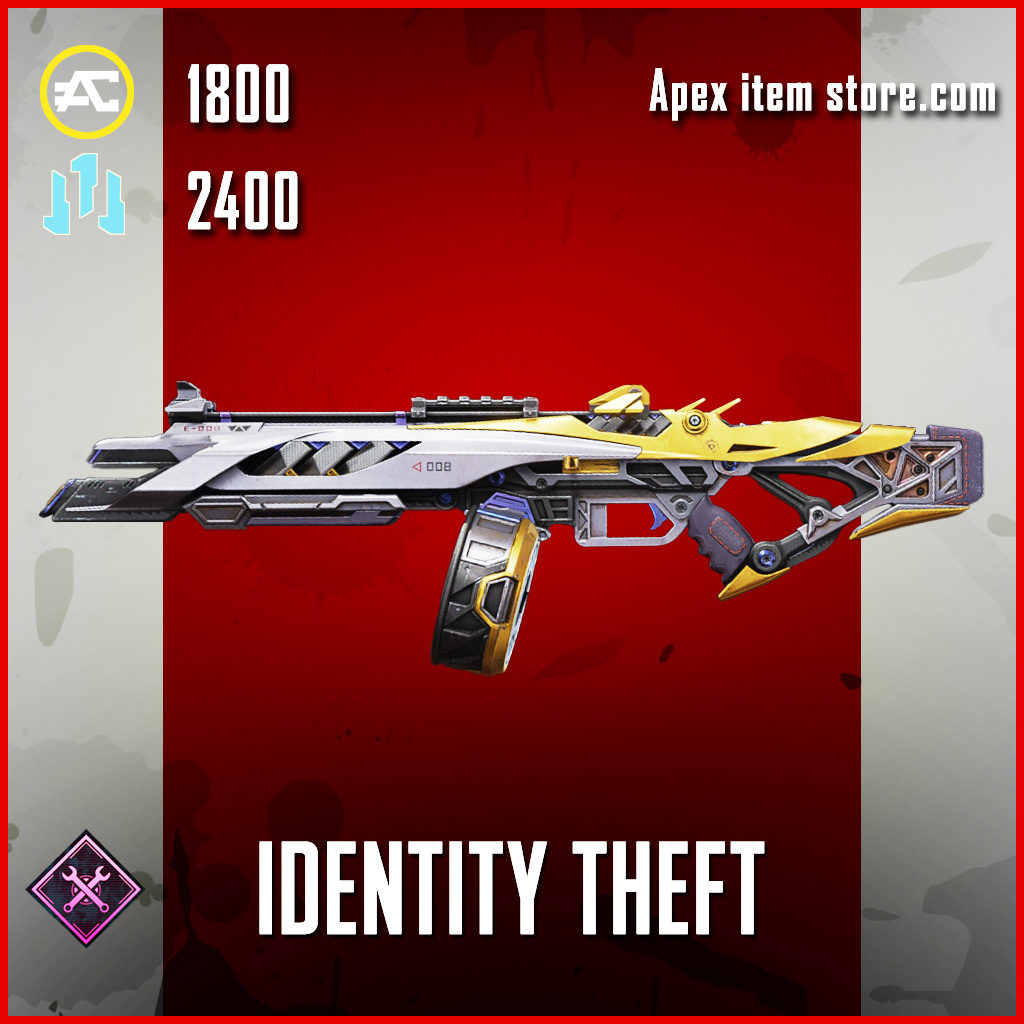 Identity Theft EVA-8 AUTO skin legendary apex legends item