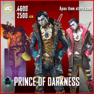 Prince of Darkness bundle apex legends skin pack Fight or Fright 2020